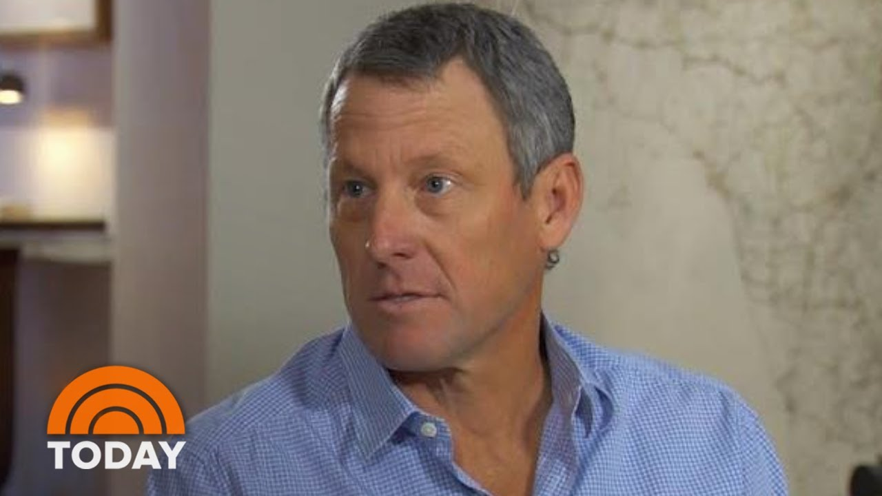 Lance Armstrong Speaks Out On Life After Doping Scandal   TODAY
