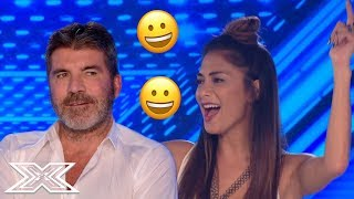 FEEL GOOD Auditions - Auditions That Will Make You SMILE | X Factor Global