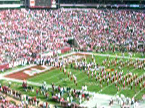 Alabama football: Tide enters Bryant-Denny Stadium 11.21.09