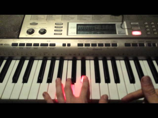 Vivir mi vida piano tutorial montuno - Carlos M Travel Video