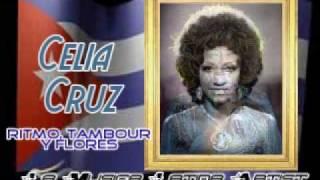 CELIA CRUZ - Ritmo, Tambour y Flores
