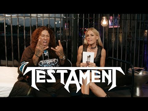 IN THE CELL : TESTAMENT / CHUCK BILLY