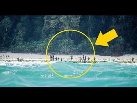 Isla de sentinel del norte la isla mas peligrosa del mundo youtube altavistaventures Choice Image