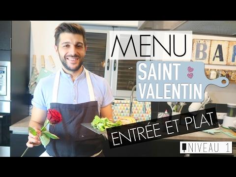 [RECETTE SALÉE] Menu Saint Valentin:...
