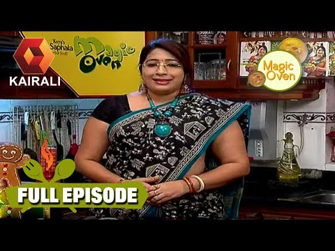 Magic Oven: Chicken Pepper Roast & Rava Pops | 28th May 2017 | Full Episode