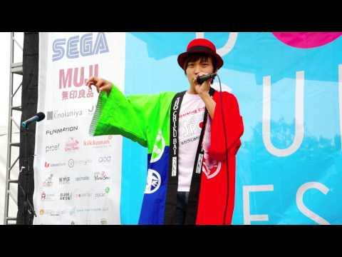 Daichi, The Human Beatbox From Tokyo @ J-Pop Summit Fest 2013