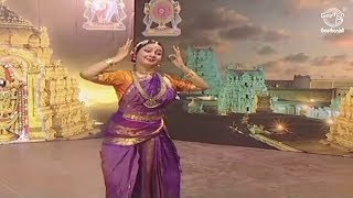 Kuchipudi Dance Performance - Venkatachalanilayam - Sindhubhairavi - Sri Purandaradasar
