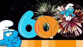 60th Anniversary • Os Smurfs
