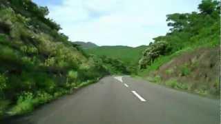 天草上島中央広域農道2012071517vs15p