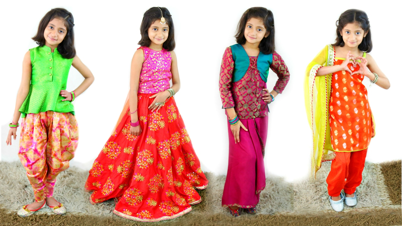 d0fe497d68bf Ethnic Lookbook - Kids Fashion - Indian Wedding Guest