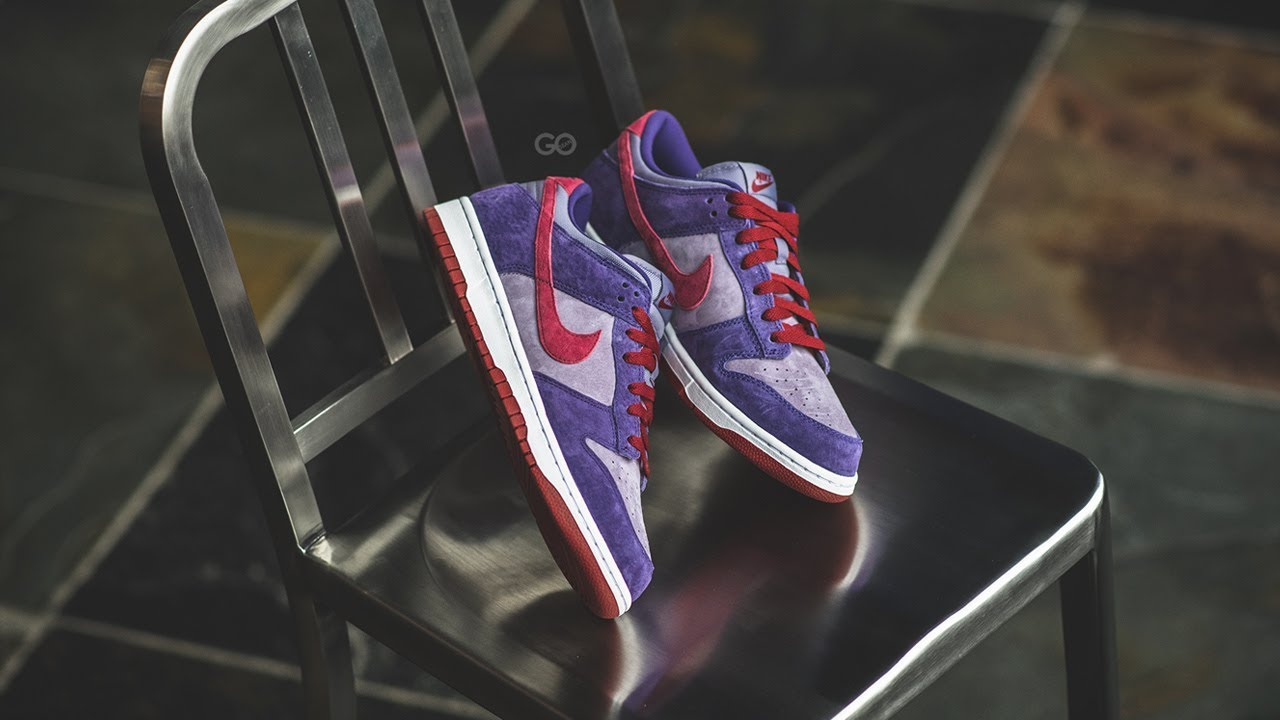 nike sb dunk low plum for sale