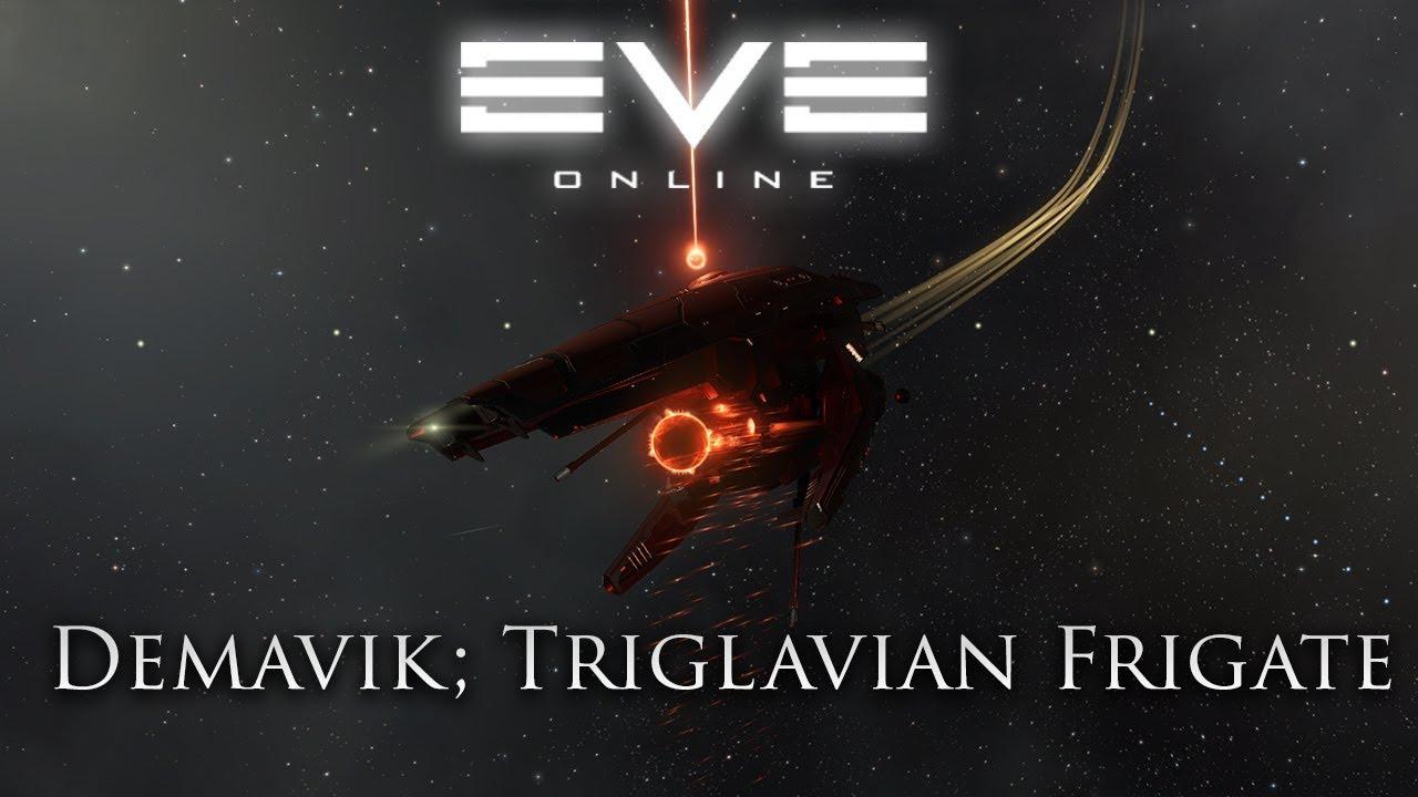 Eve Online: Demavik Triglavian Frigate | Into The Abyss
