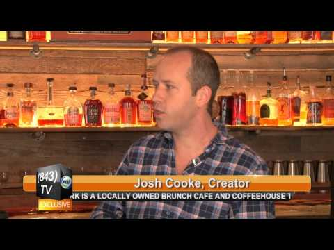 843TV  Josh Cooke, The Roasting Room  2232016  Only on WHHITV
