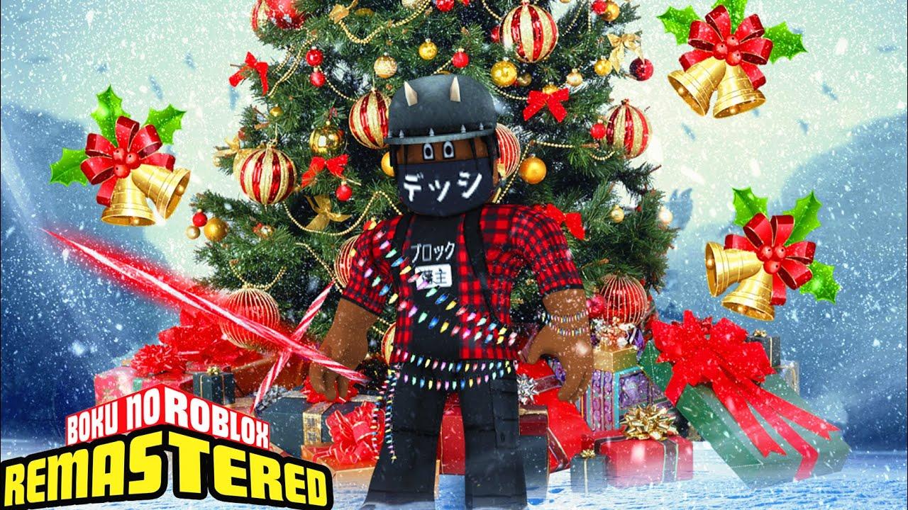 Roblox Christmas Event 2021