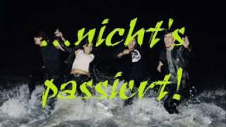 Silbermond - Nicht's passiert with Lyrics