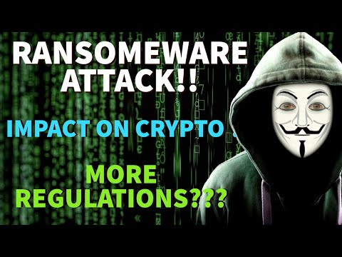 DOGECOIN NEWS:  RANSOMEWARE ATTACK!  IMPACT ON CRYPTO??