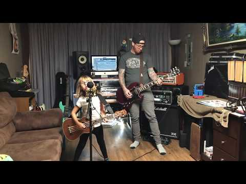 Blink 182 Down Cover Emma and Dad