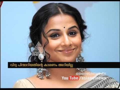 Kamal confirmed that Manju Warrier will be playing ami