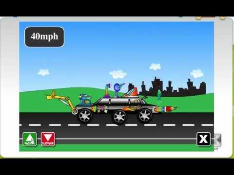 Abcya Create A Car Youtube