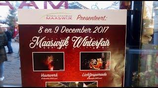 Winterfair winkelcentrum Maaswijk / Spijkenisse 2017