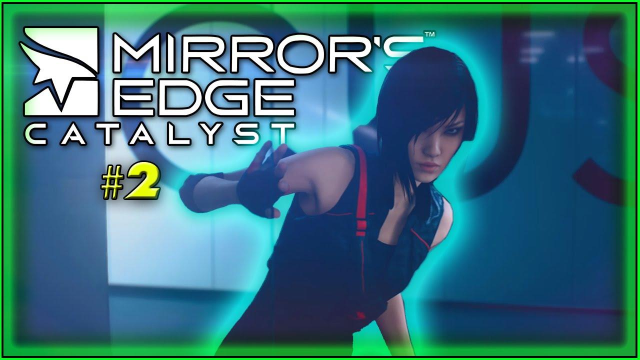 SO FREAKING INTENSE! | Mirror's Edge Catalyst #2 - YouTube