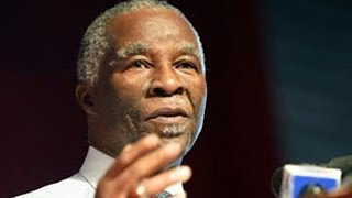 SABC TV Live Stream Coverage: Thabo Mbeki