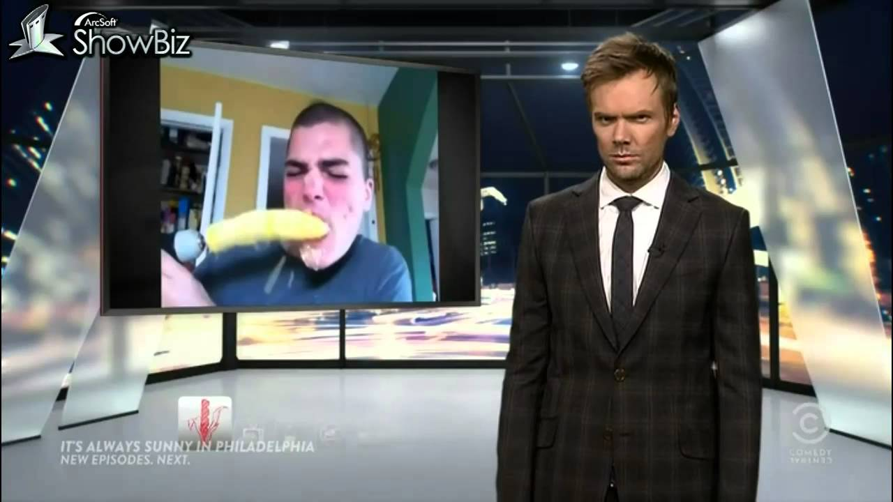tosh 0 featuring joel mchale youtube