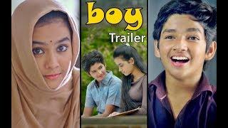 Boy   Official Hindi Trailer   Lakshya Sinha , Sahiti   Amar Viswaraj   Hindi Dubbed
