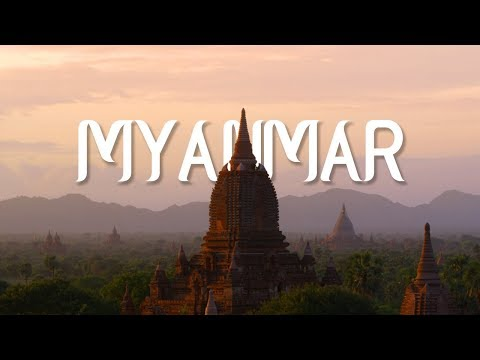 Myanmar (Burma) in 4k (Ultra HD) 60fps