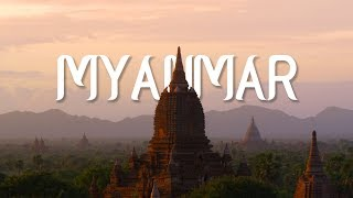 Myanmar (Burma) in 4k (Ultra HD)