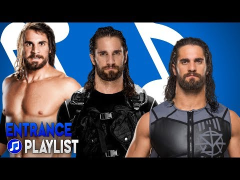 Every Seth Rollins Theme Song - Entrance Playlist