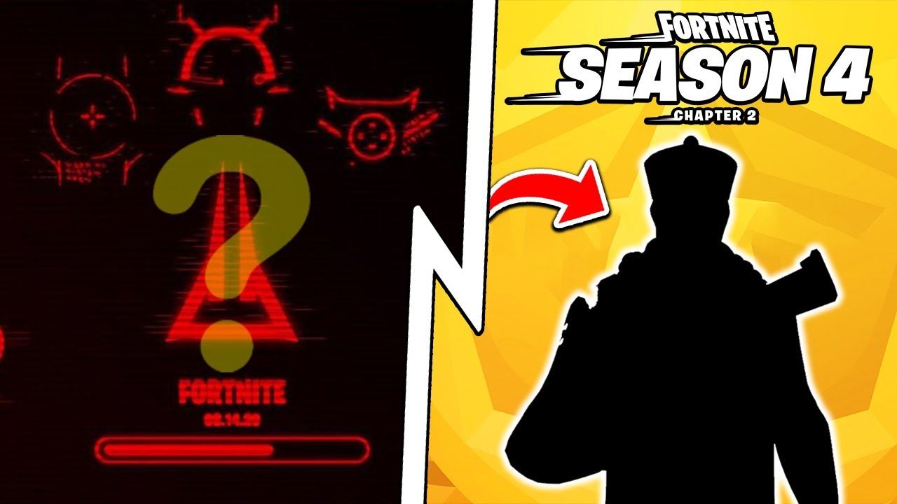 "Season 4 TWO Secret Skins, ""The Seven"" TEASER, Fall Guys x Fortnite!"