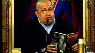 Hugo Chávez comenta a John Kenneth Galbraith y habla de economía, lo social y la política