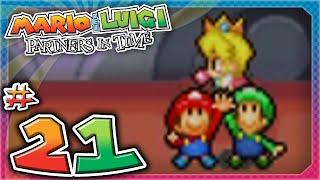 Mario Luigi Partners In Time Part 34 Elder Shrooboid Free