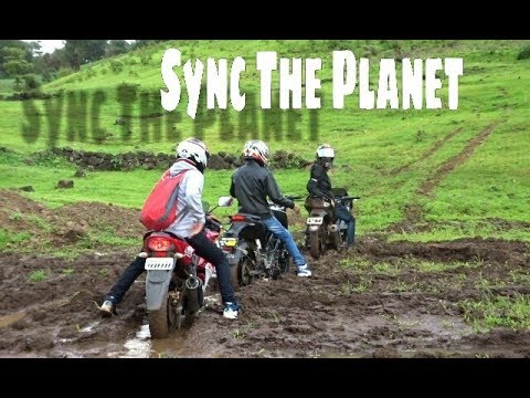 SYNC THE PLANET 2017    NASHIK BIKERS    OFF ROADING FUN   SUPER BIKERS