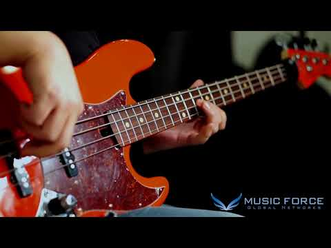 [MusicForce] Lakland 44-60 Vintage Jazz Bass Demo