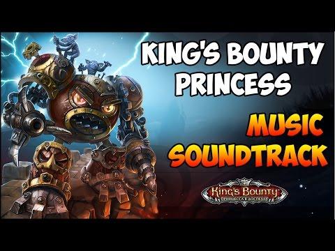 Kings Bounty: Princess (Принцесса в доспехах) - Музыка, OST, Саундтрек (Music, Soundtrack, Track)