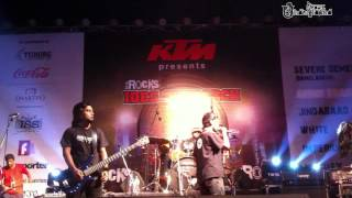 Severe Dementia Band Bangladesh-ktmROCKS Ides Of March Nepal (Full Concert)HD