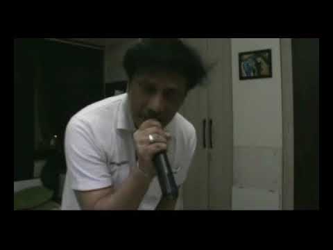 Waiting for a girl like you  - Foreigner ( Rajat's Karaoke Version )