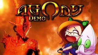 Agony - THIS IS ABSOLUTE HELL (Kickstarter Demo) ~Full Playthrough~