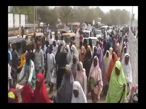 Kano Rally In Support Of Buhari