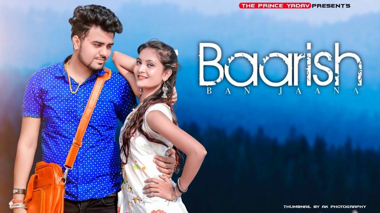 Baarish Ban Jaana | Sad Love Story | Stebin Ben,  Payal Dev | Hindi Songs | The Prince Yadav