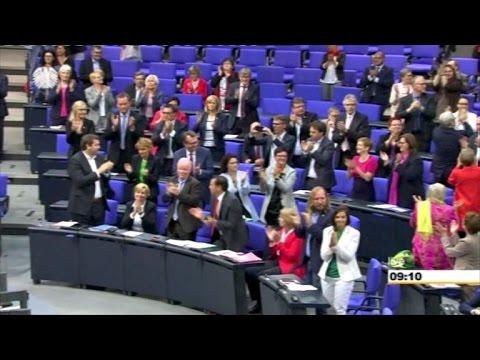 Bundestag Beschließt Ehe Für Alle