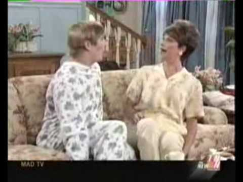 Mo Collins on MadTv Best moments Part II