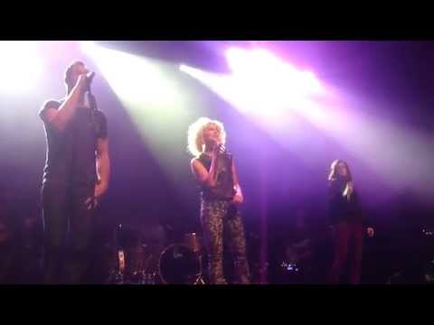 15 - Little Big Town - Live Forever @O2 ABC Glasgow 2015