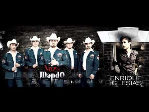 Voz De Mando ft. Enrique Iglesias - Ayer (Estudio 2011 - 2012)