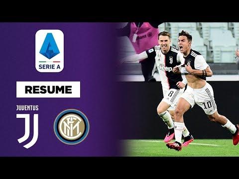 Serie A - La Juventus met l'Inter à terre !