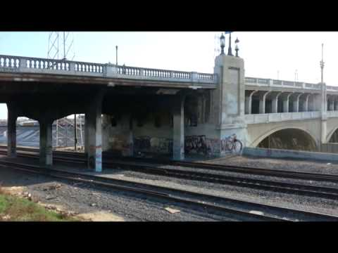 Under the 7th Street Bridge (LA Bridge Series - Part II)