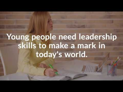 LEADERSHIP COURSES FOR HIGH SCHOOLERS!