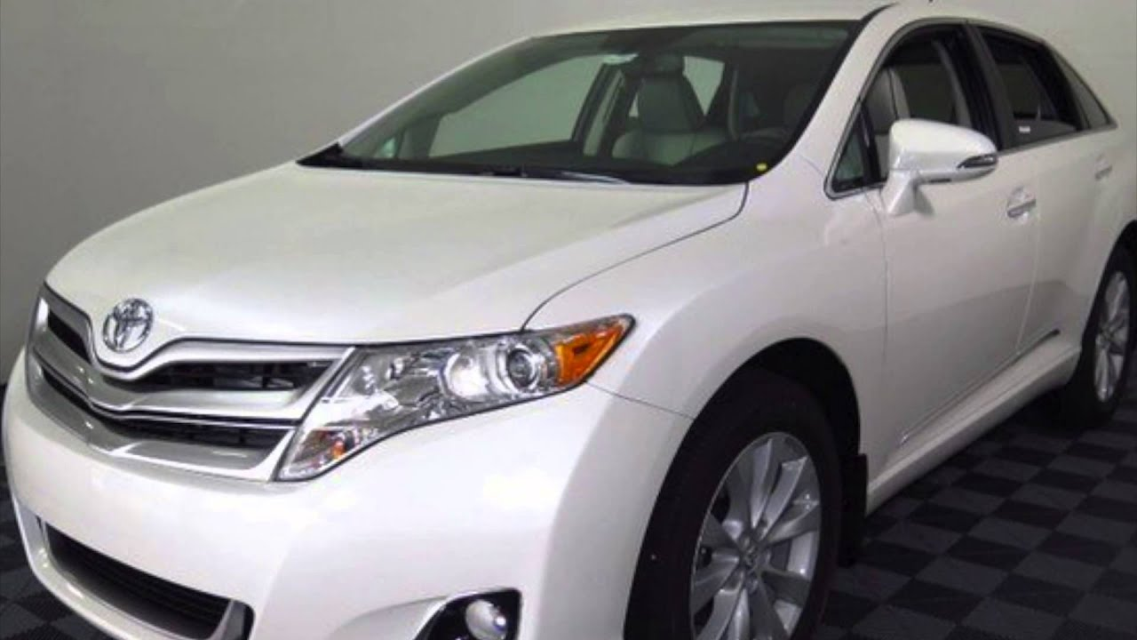 2015 Toyota Venza XLE Crossover